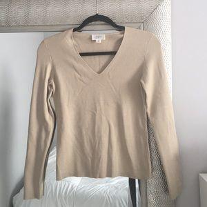 LOFT Ann Taylor V Neck Sweater